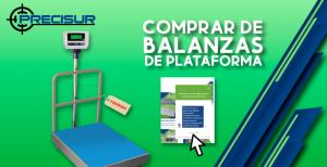Compra de balanzas de plataforma
